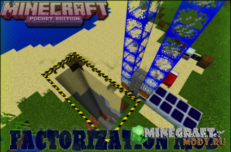 Factorisation - Minecraft PE 0.14.0, 0.13.х