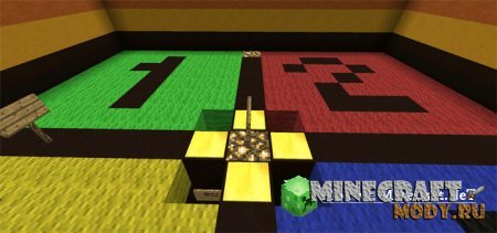 Don't Take Damage - Карта Minecraft PE 0.14.0