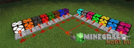 Super Colored Lightning 2000 - Minecraft PE 0.14.0