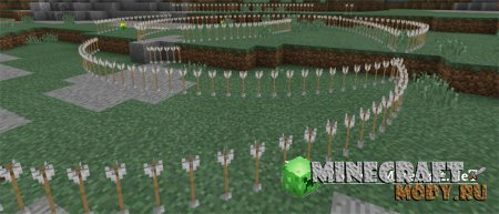 Super Crazy Trails - Minecraft PE 0.14.2, 0.14.1, 0.14.0