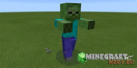 More Mutant Creatures - Minecraft PE 0.14.3 - 0.14.0