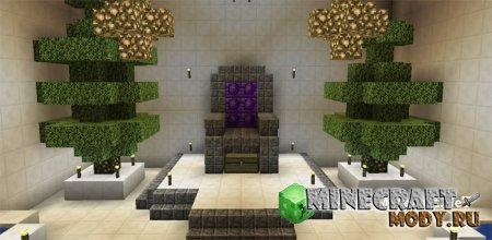 Aether Dimension - Карта Minecraft PE 0.15.7 - 0.15.0