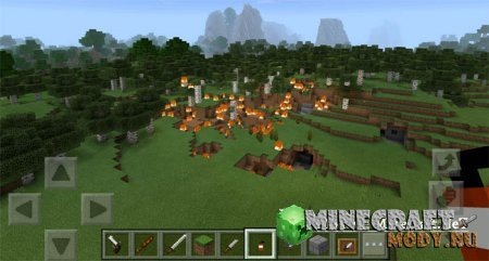 Hunter Weapons - Мод/Аддон Minecraft PE 0.16.0, 0.15.9