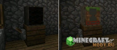 PocketDecoration - Мод Minecraft PE 1.0.0, 0.17.0, 0.16.0