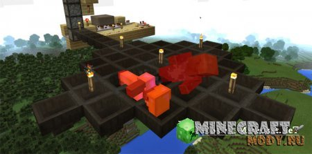 Ultimate Survival Base - Карта Minecraft PE 1.1.х, 1.0.х