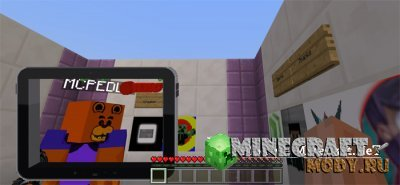 One Night At Frankie's Multiplayer Edition - Карта Minecraft PE 1.1.3.1 - 1.1