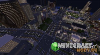 Republic of Newland - Карта Minecraft PE 1.2, 1.1.х