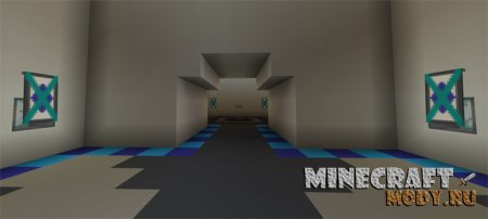 Insanity Button - Карта Minecraft PE 1.2.х