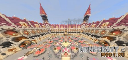 SS Evolve Factions - Карта Minecraft PE 1.2.13.5 - 1.2