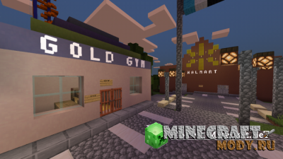 APG Letters Мод/Аддон Minecraft PE 1.11, 1.10, 1.9.0, 1.8.1