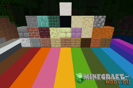 Hidden Lights Мод/Аддон Minecraft PE 1.13.0, 1.12.0