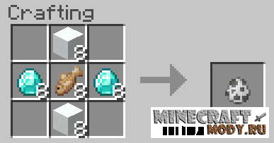 Survival Spawn Eggs Мод/Аддон Minecraft PE 1.13, 1.12