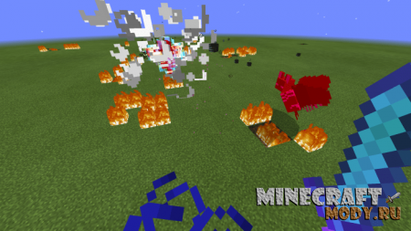 The Mob Lord – Аддон/Мод Minecraft PE 1.13, 1.12