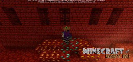 Liveable Nether Мод/Аддон Minecraft PE 1.16