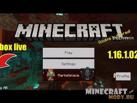Minecraft PE 1.16.1 Nether Update